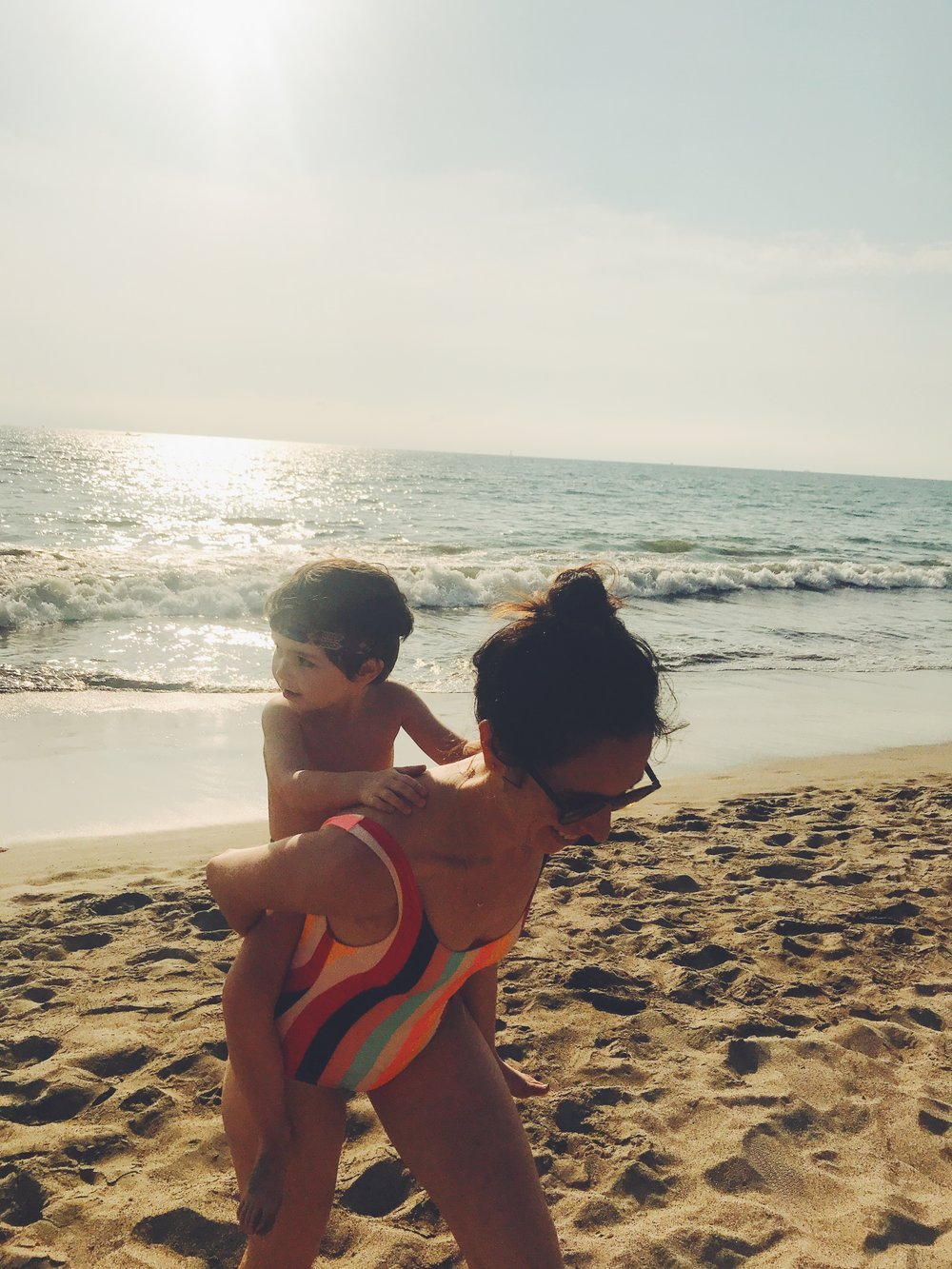 beach friendly in the Annemarie