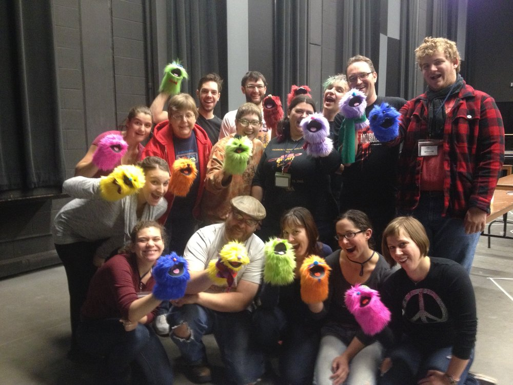 Puppet Kitchen Traveling Workshops (Kalamazoo)