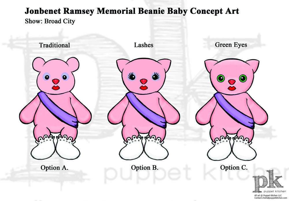 Broad City: Beanie Baby Prop Design
