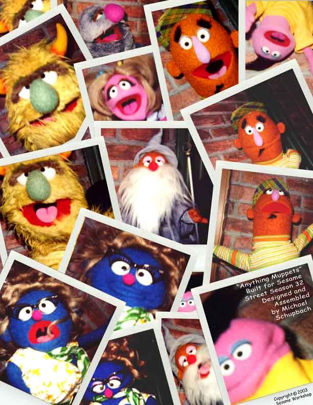 """Sesame Street: """"AM's"""""""