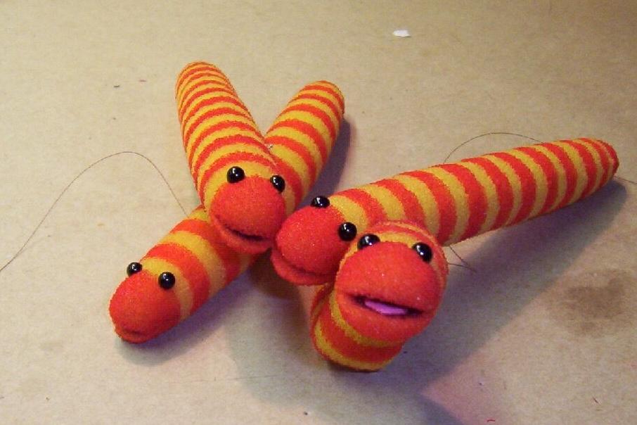 """Sesame Street: """"Slimey"""""""