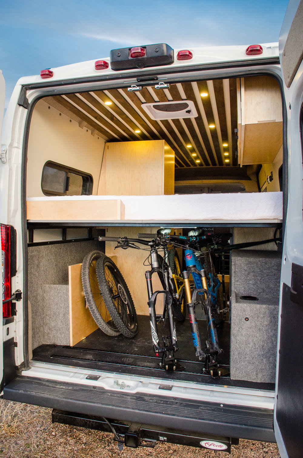 Mike S Promaster Vanlife Customs