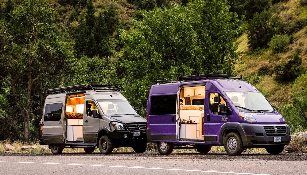 "Dandy: Vanlife Customs 136"" Promaster Van Conversion"