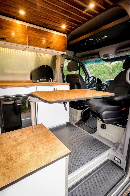 Vanlife Customs Sprinter Van Conversion