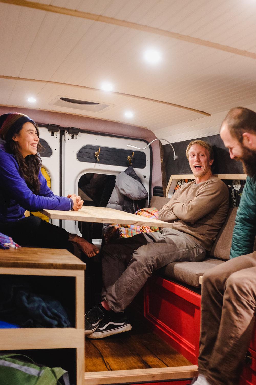 "159"" Promaster Van Conversion For Sale"