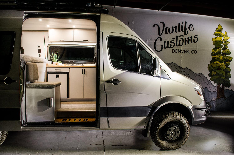 Vanlife Customs Builds Gallery — Custom Van Builder | Vanlife Customs