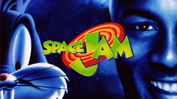 This week Double Feature follows Space Jam. Do with that as you will, comics.