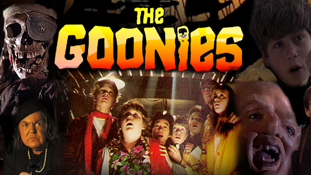 Double Feature this week will follow Goonies. Do with this what you will.