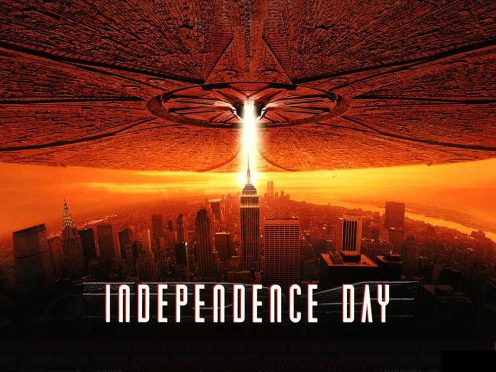Double Features follows a screening of Independence Day this week.