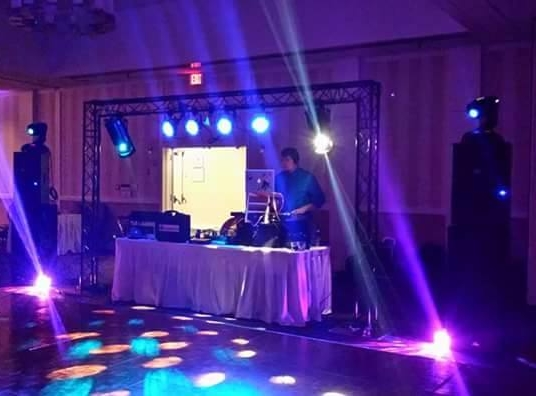 Upgrading your lighting package adds a spectacular effect to any venue.