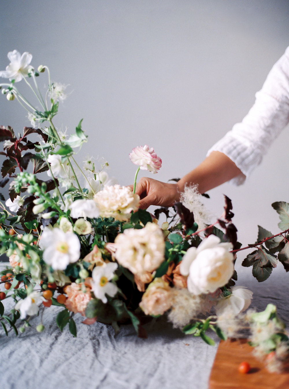 One On One Design Session Moss Floral Design Artfully Curated