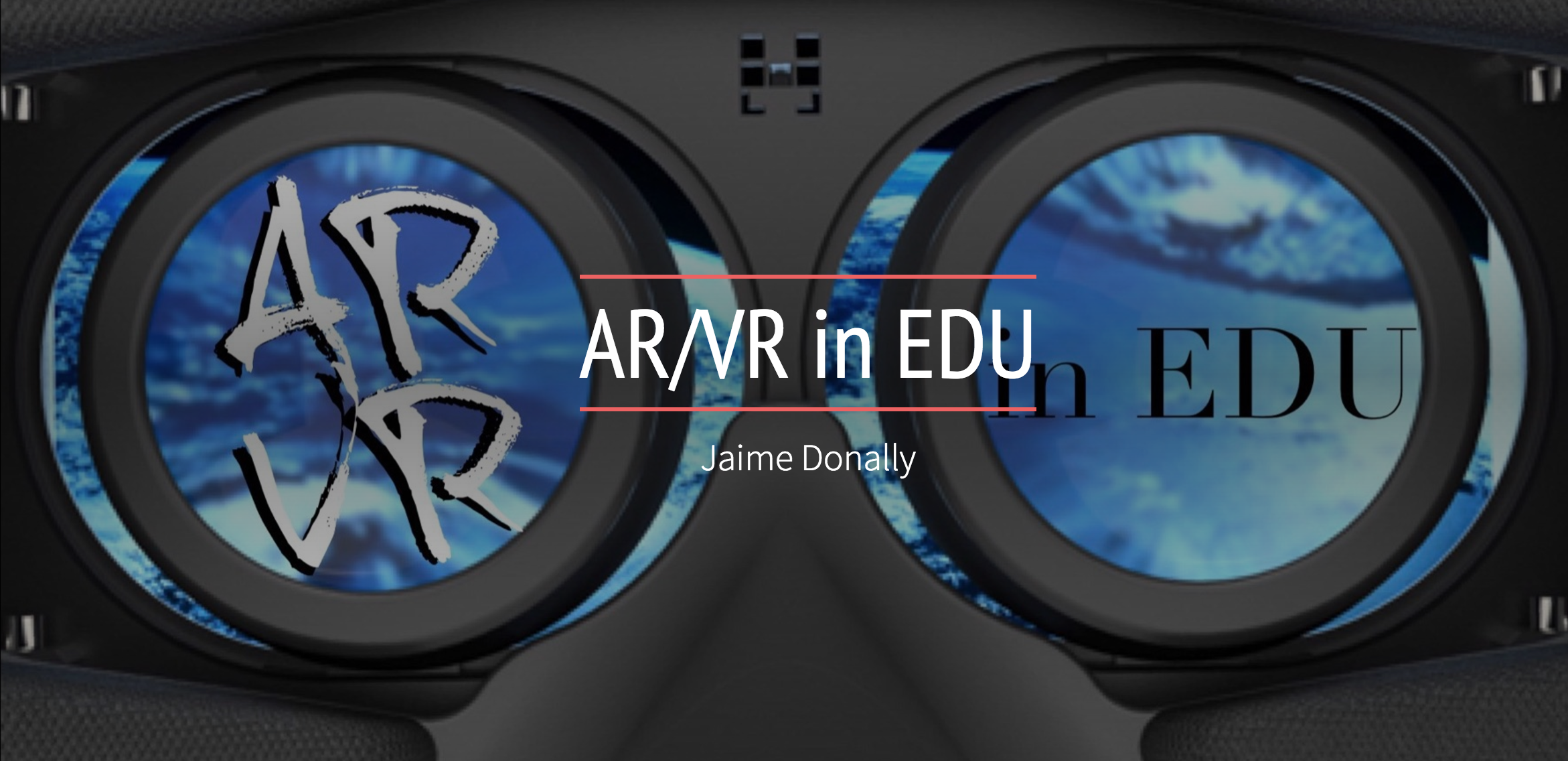 Click here to visit Jaime's site where she has shared some great AR/VR resources