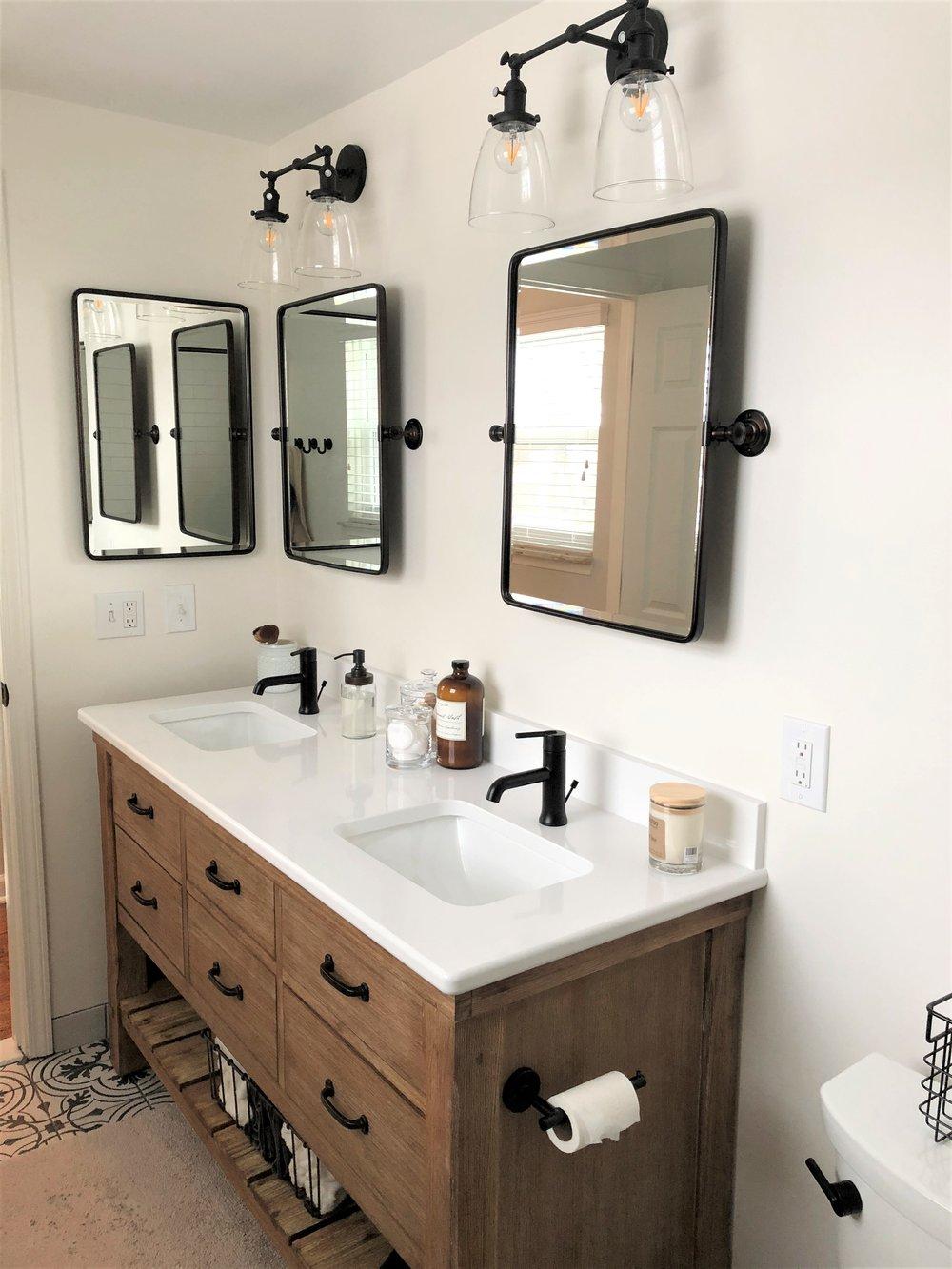 Bathroom remodeling custom design