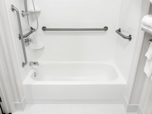 PLANNING FOR HANDICAP & AGING-IN-PLACE RENOVATIONS - Blog - Kingdom Construction and Remodel - Bathtub+with+grab+bars