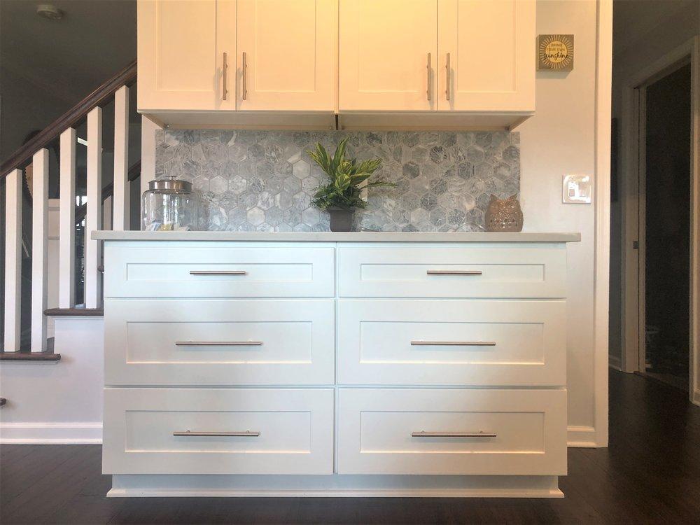 Open Concept Kitchen Renovation