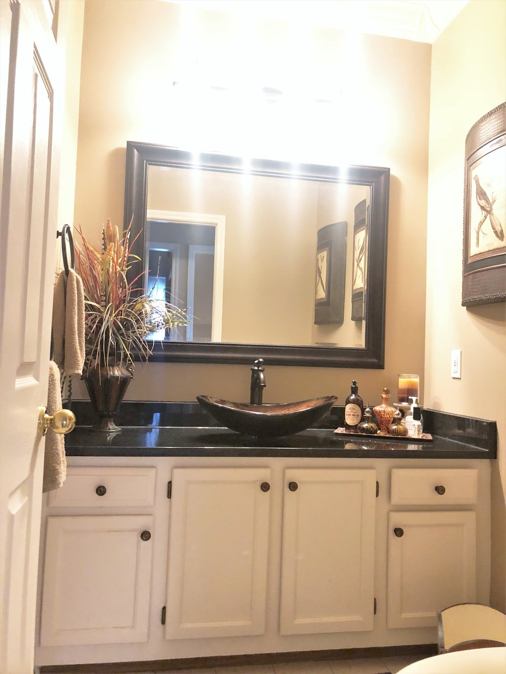 Bathroom Renovation in Canton
