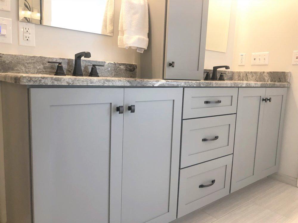 Custom Bathroom Design & Remodel