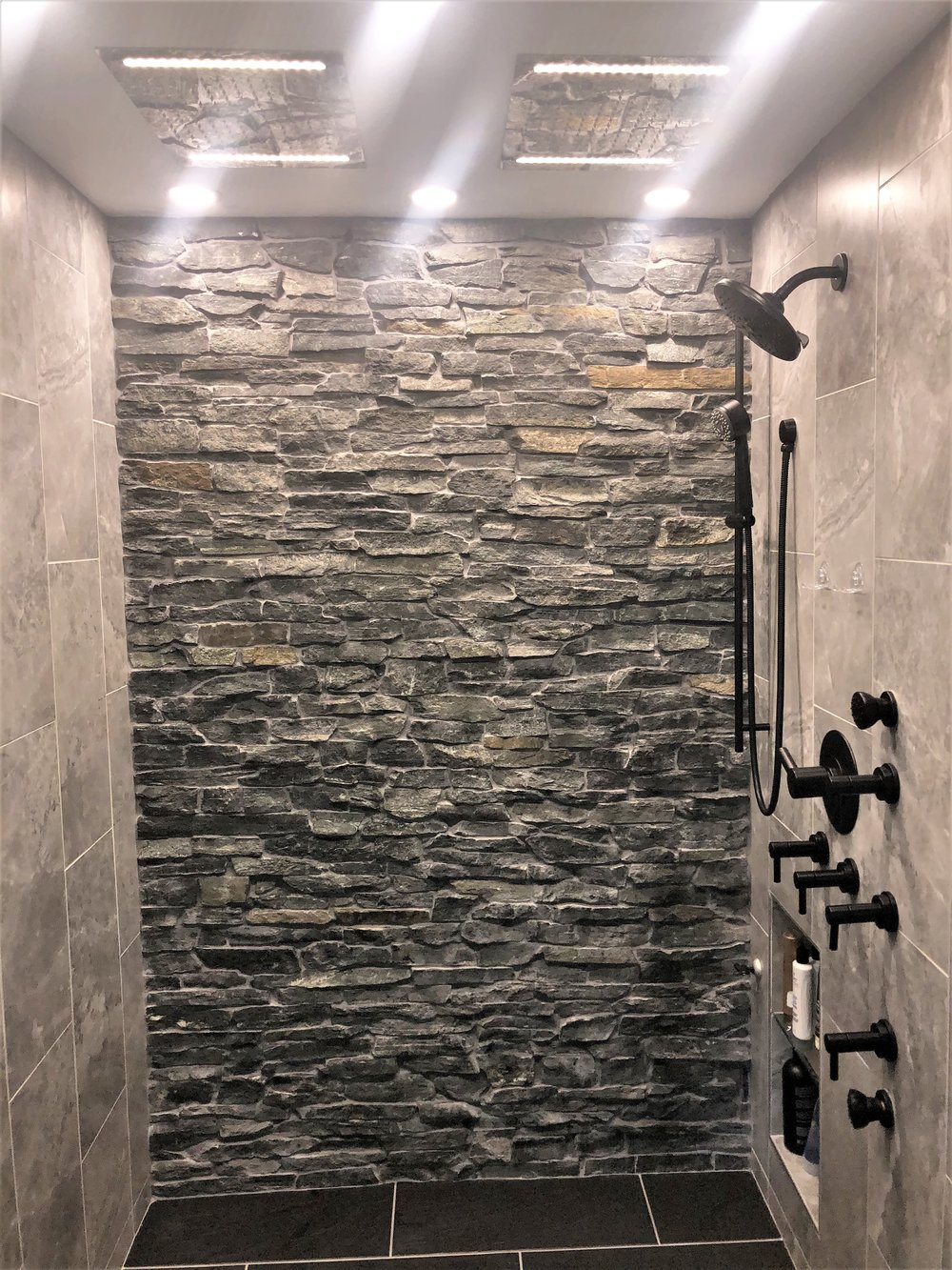Master Bathroom Renovation in Canton