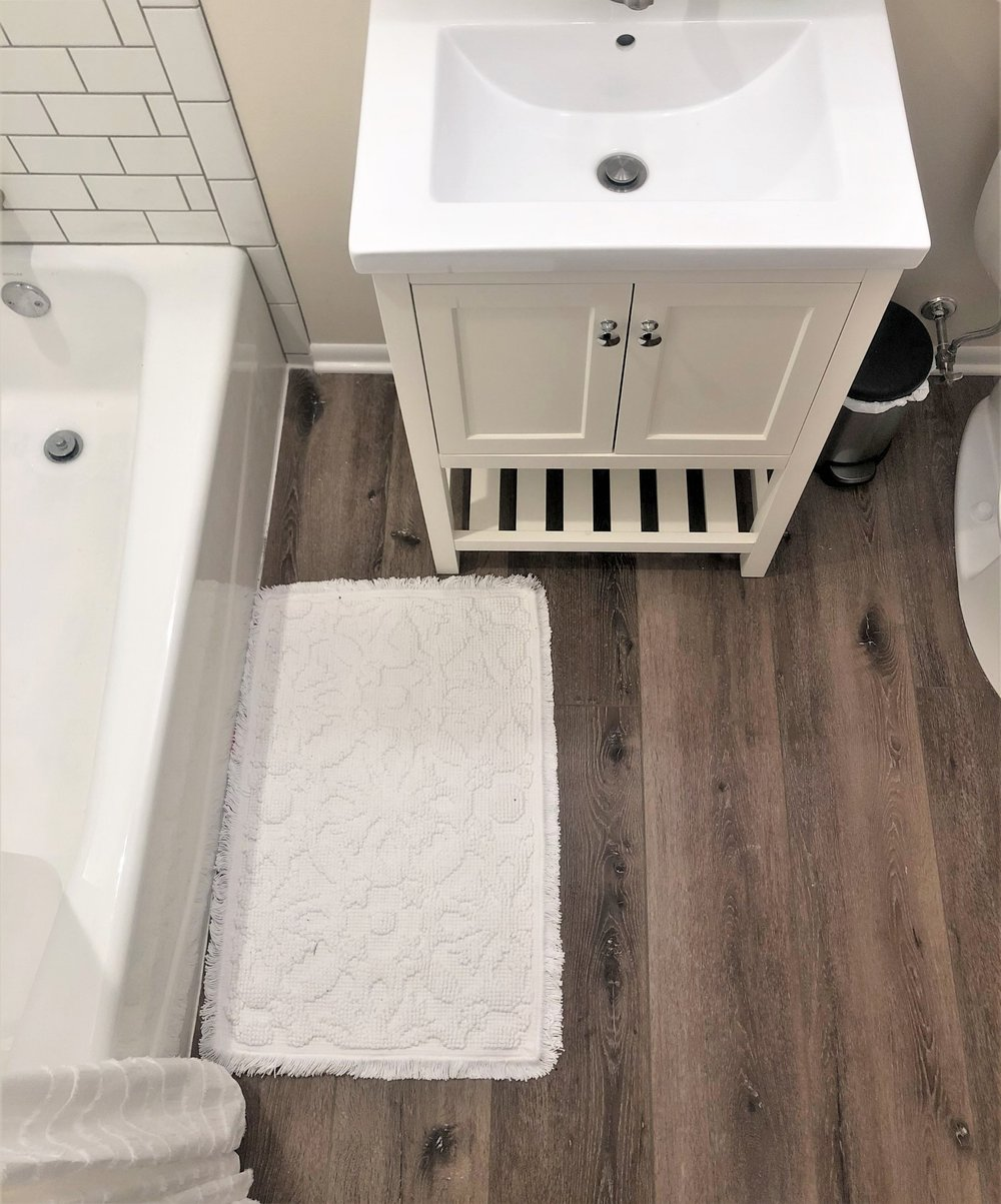 bathroom renovation in Ann Arbor