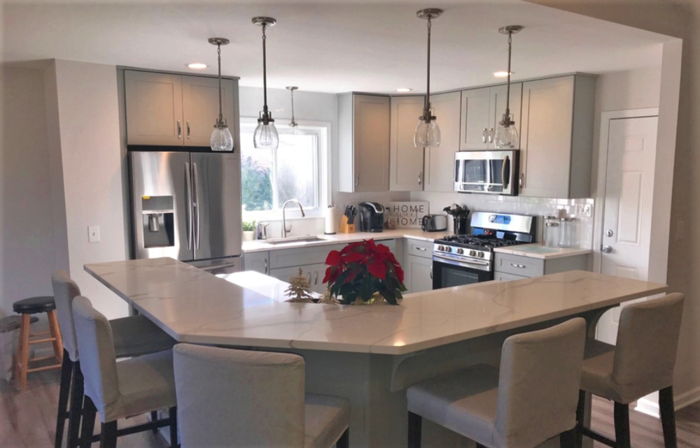 Kitchen Design - Our custom designs are developed to create kitchens that suit the clients budget, style, & functionality needs. Our licensed builders, designers, & architects provide you with trusted experience no matter how big or small the kitchen renovation is.