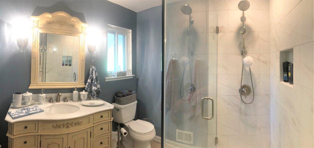 Master Bathroom Remodel in Novi
