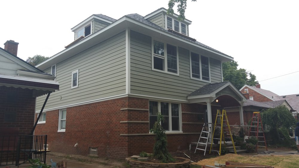 Exterior Home Updates
