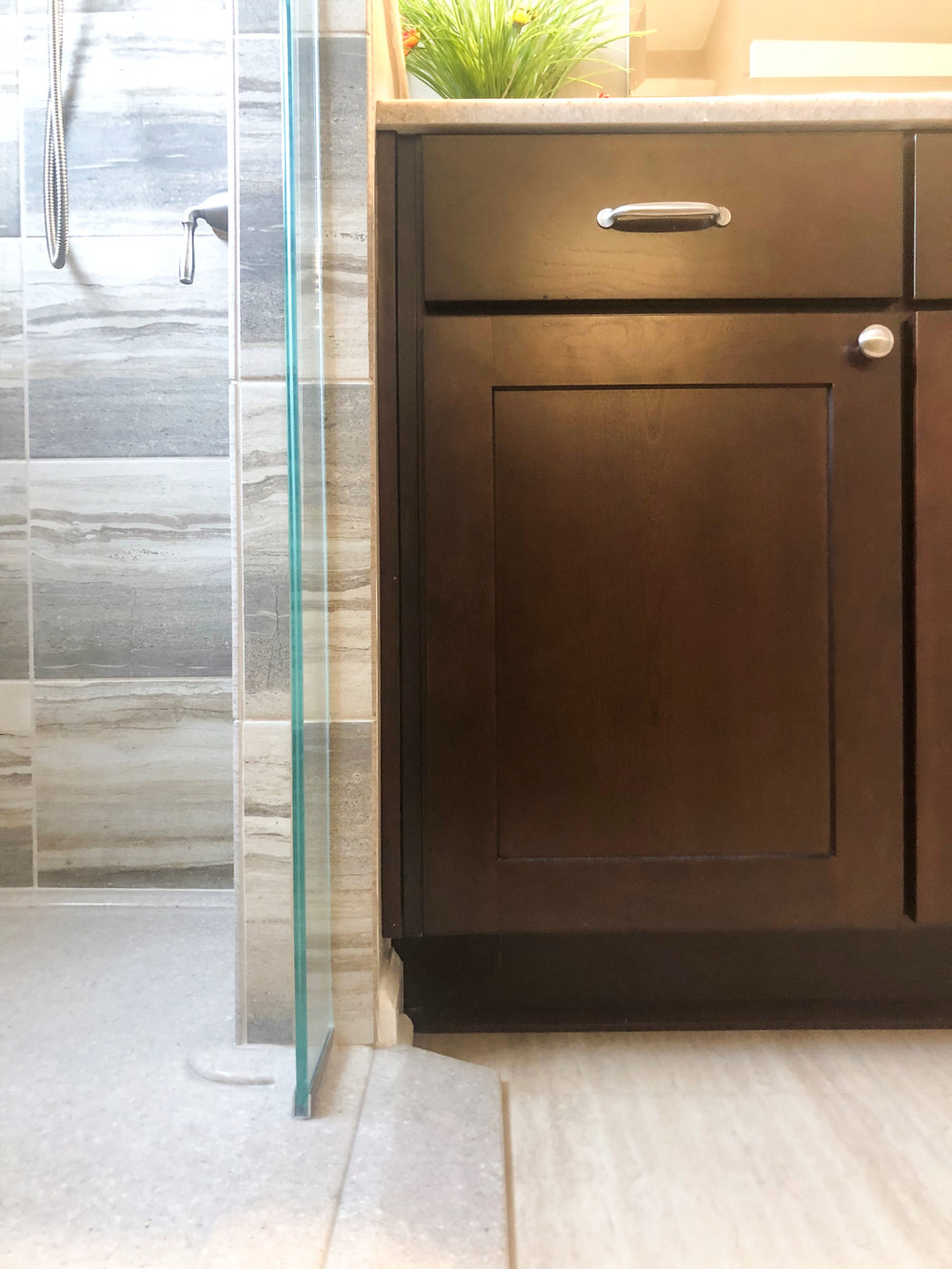 Bathroom and shower renovation plymouth
