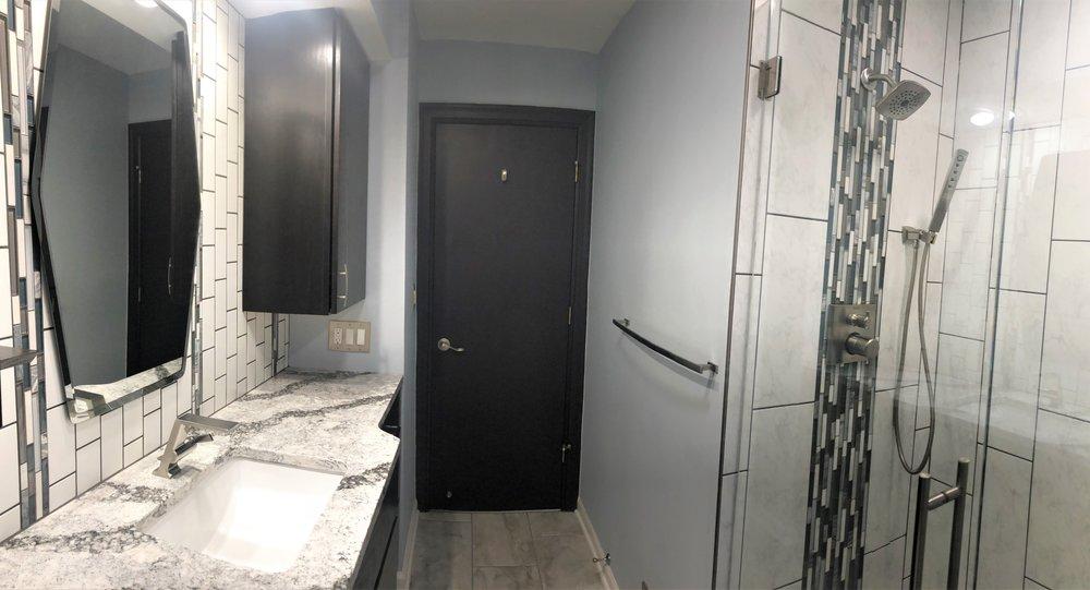 Plymouth Bathroom Renovation