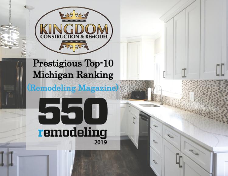 top remodeling companies