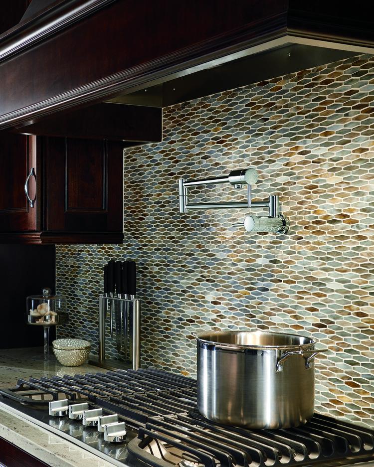 Design Trends We Love - Blog - Kingdom Construction and Remodel - Contemporary+Pot+Filler
