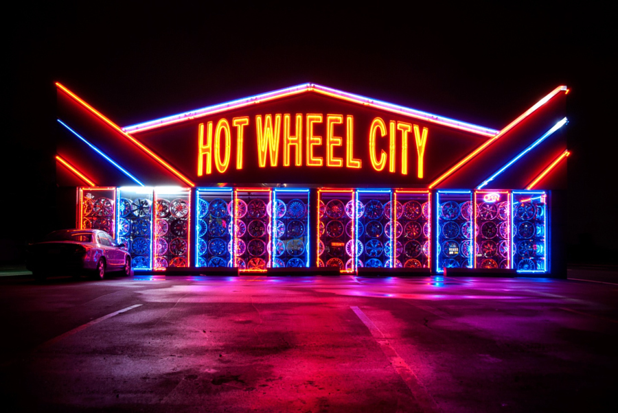 Hot Wheel City 2011