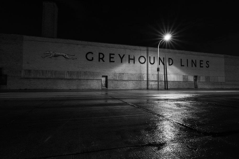 Greyhound Lines 2013