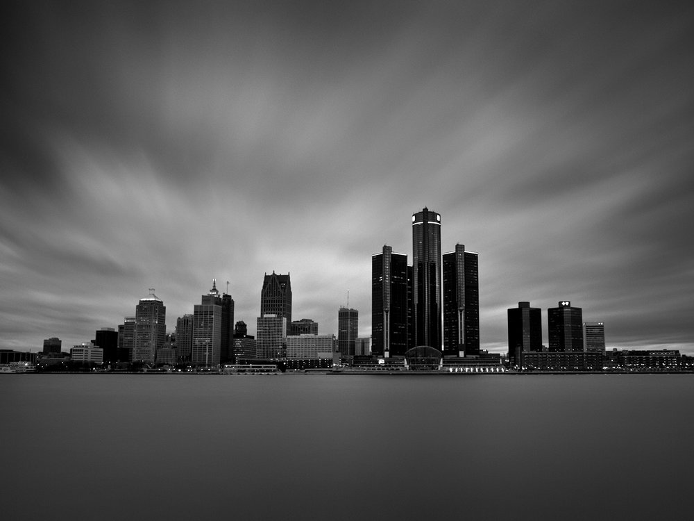 Detroit at Twilight, 2012