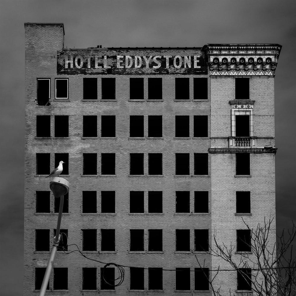 Hotel Eddystone, 2016