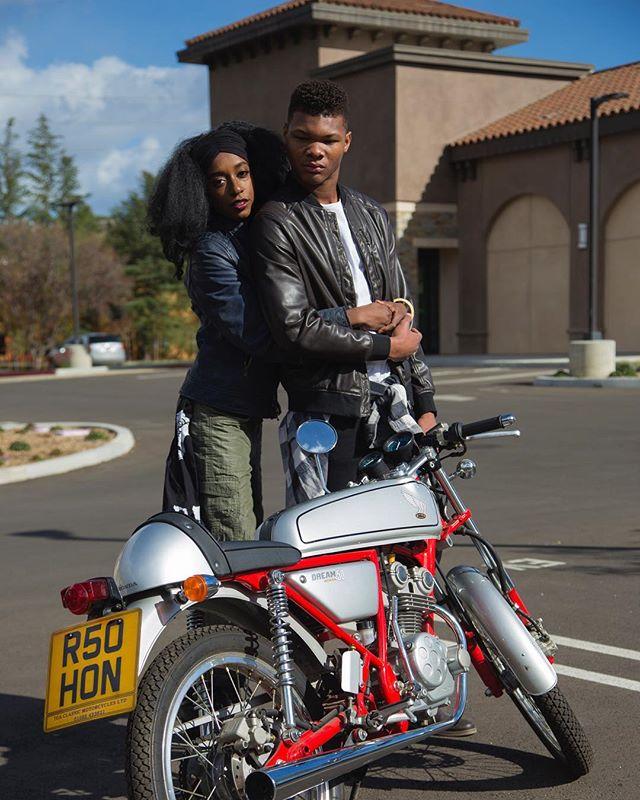 Models: @kimorabee @just_chess 🏍: @newyorkcitymotorcycles  #photo #photography #photographer #models #malemodel #photoshoot #photooftheday #instagram #insta #instagood #motorcycle #vogue #harleydavidson