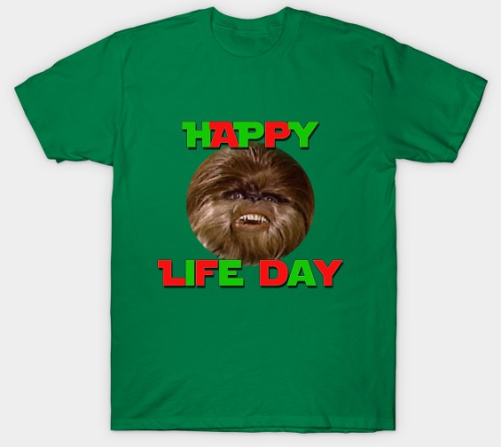 Happy Life Day from Miscast Commentary
