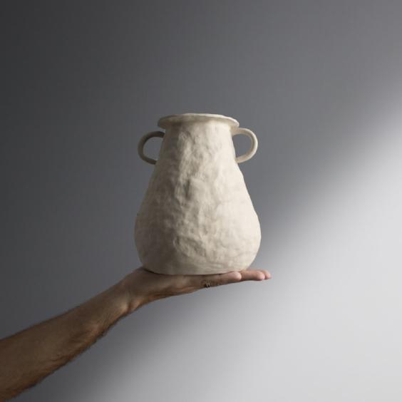Raw Vase 02 ; $125.
