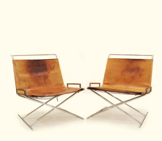 Sled Chairs, c. 1968