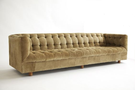 Chesterfield Sofa, c. 1970