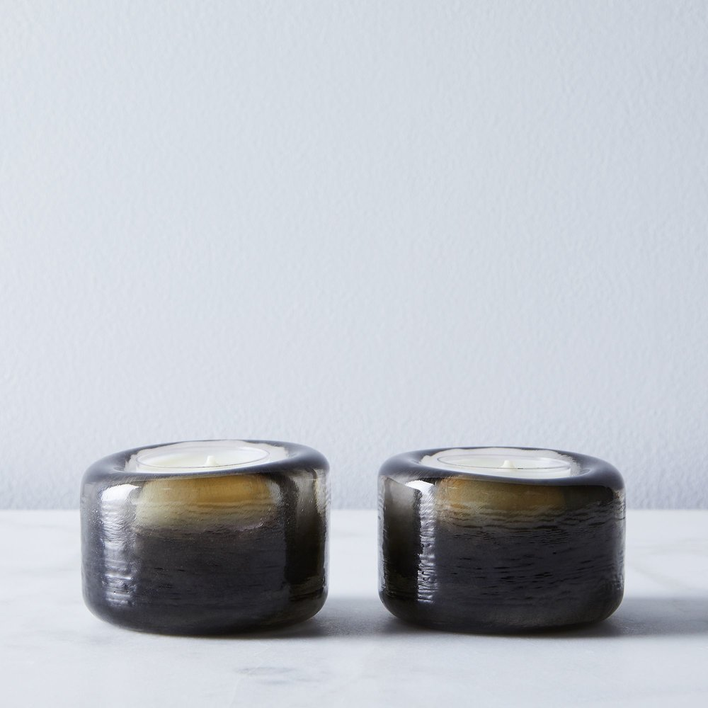 Mouthblown Votives