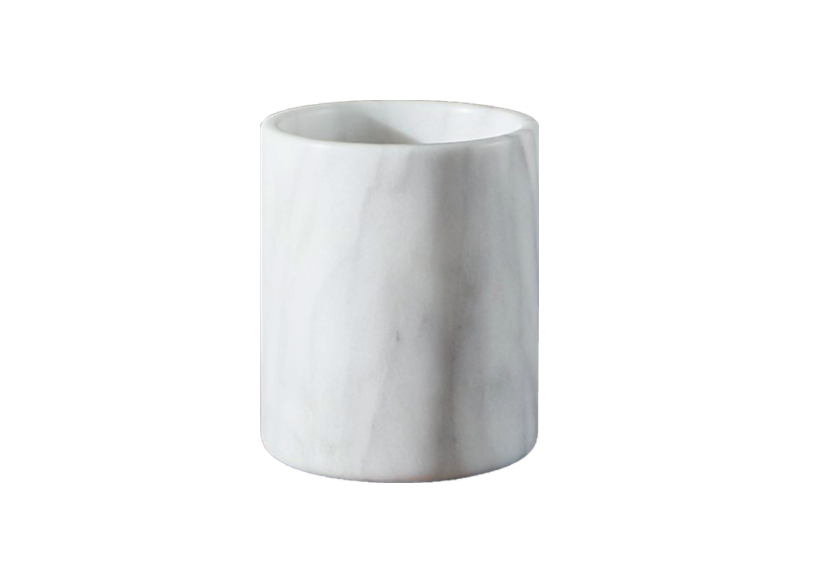 C&B Marble Utensil Holder; $29.95.
