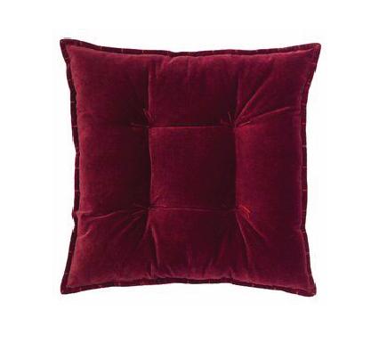 Tufted Velvet Pillow