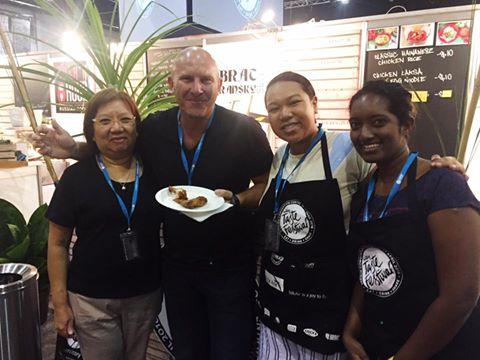 Matt Moran Taste Festival Darwin