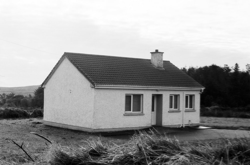 Cottage, 35mm, Cill Rialaig, 2015