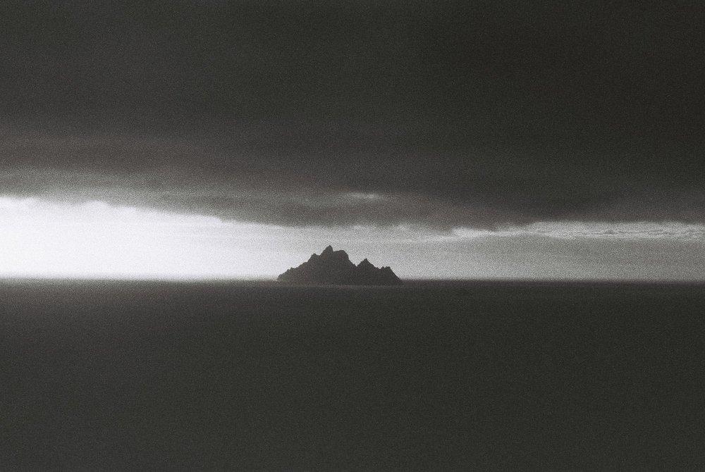 Skellig, 35mm, Cill Rialaig, 2015