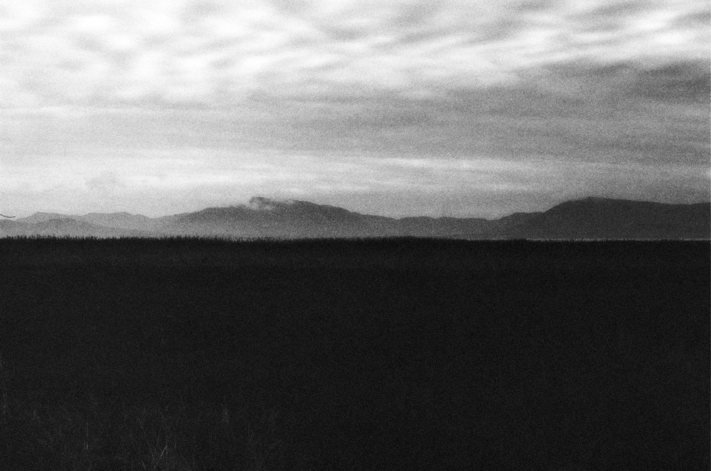 View across bay, 35mm, Cill Rialaig, 2015.