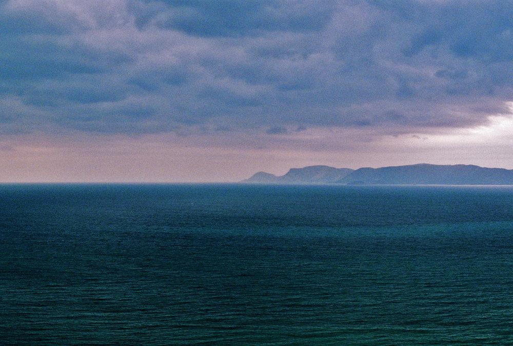 Horizon, 35mm, Skopelos, 2018