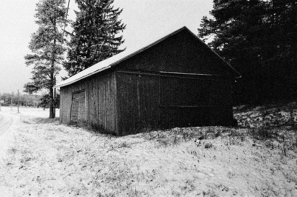 Barn, 35mm, Nelimarkka Museo, 2018