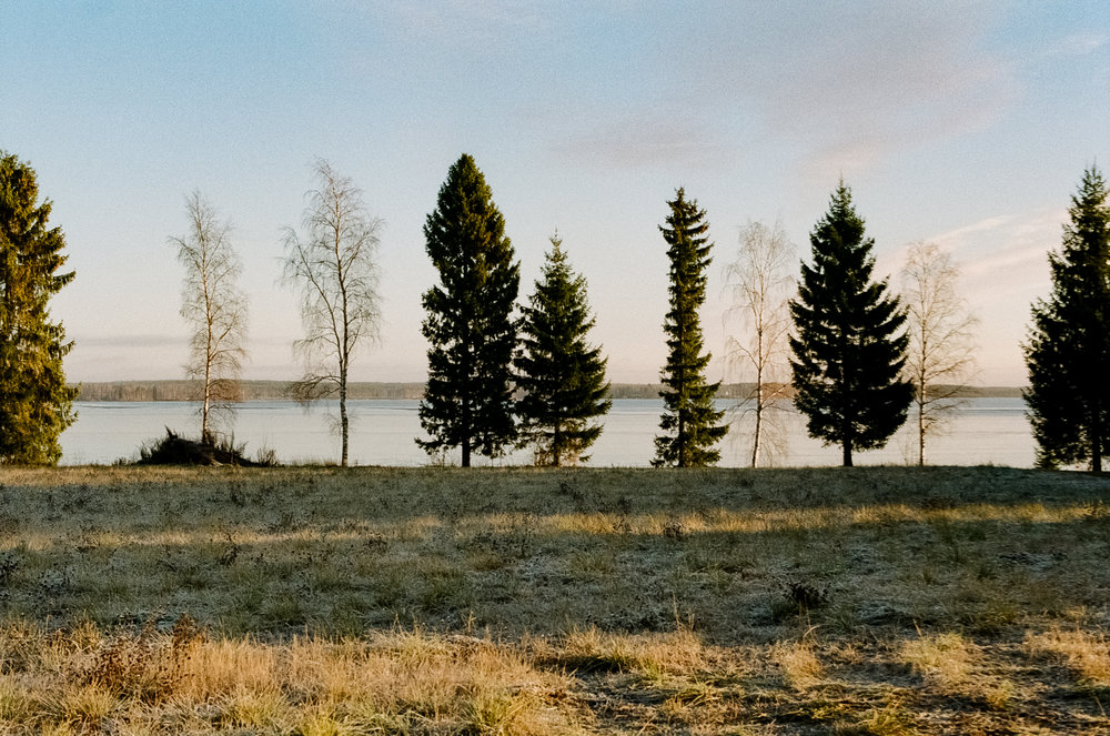 Lakeside, 35mm, Nelimarkka Museo, 2018