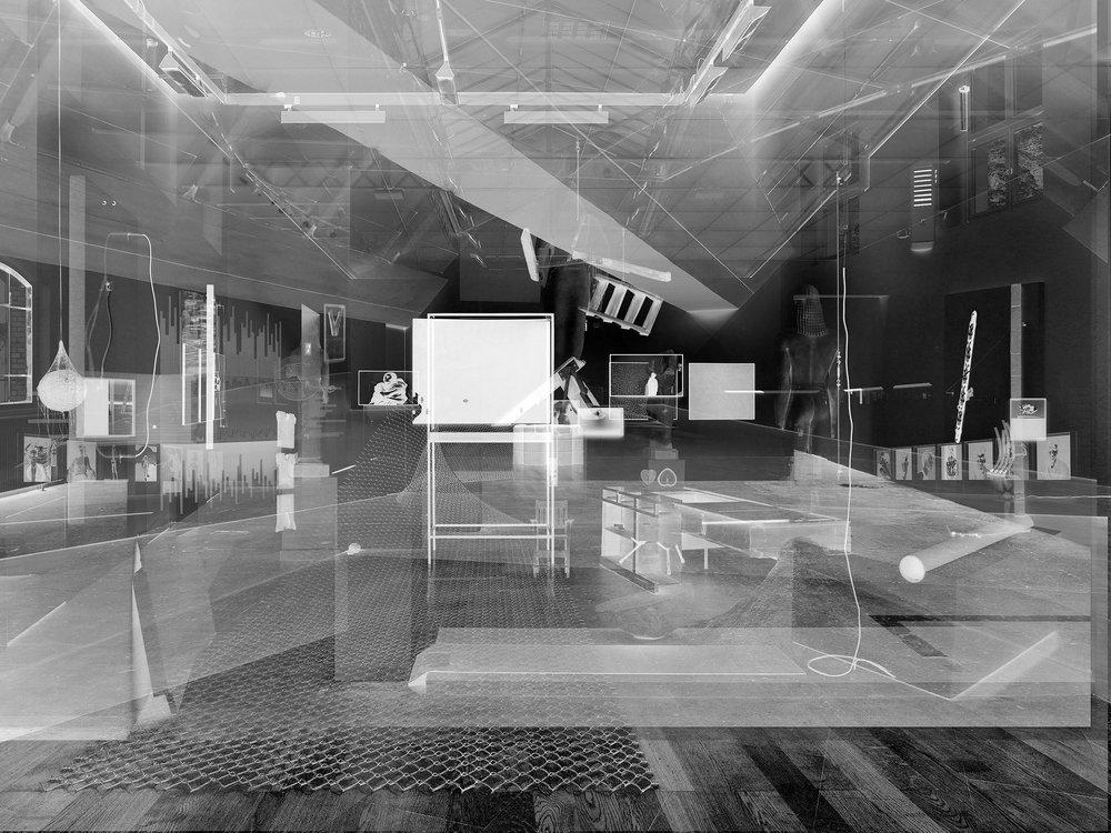Exhibition Study 001 , 2016